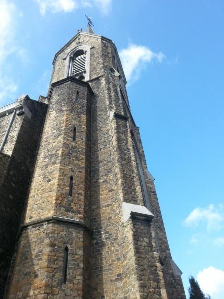 Eglise Ste-Walburge, tour