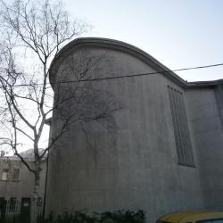 Eglise Ste-Julienne, vue extérieure du choeur
