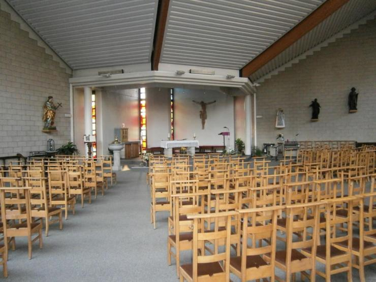 Eglise Ste-Marguerite, vue d'ensemble