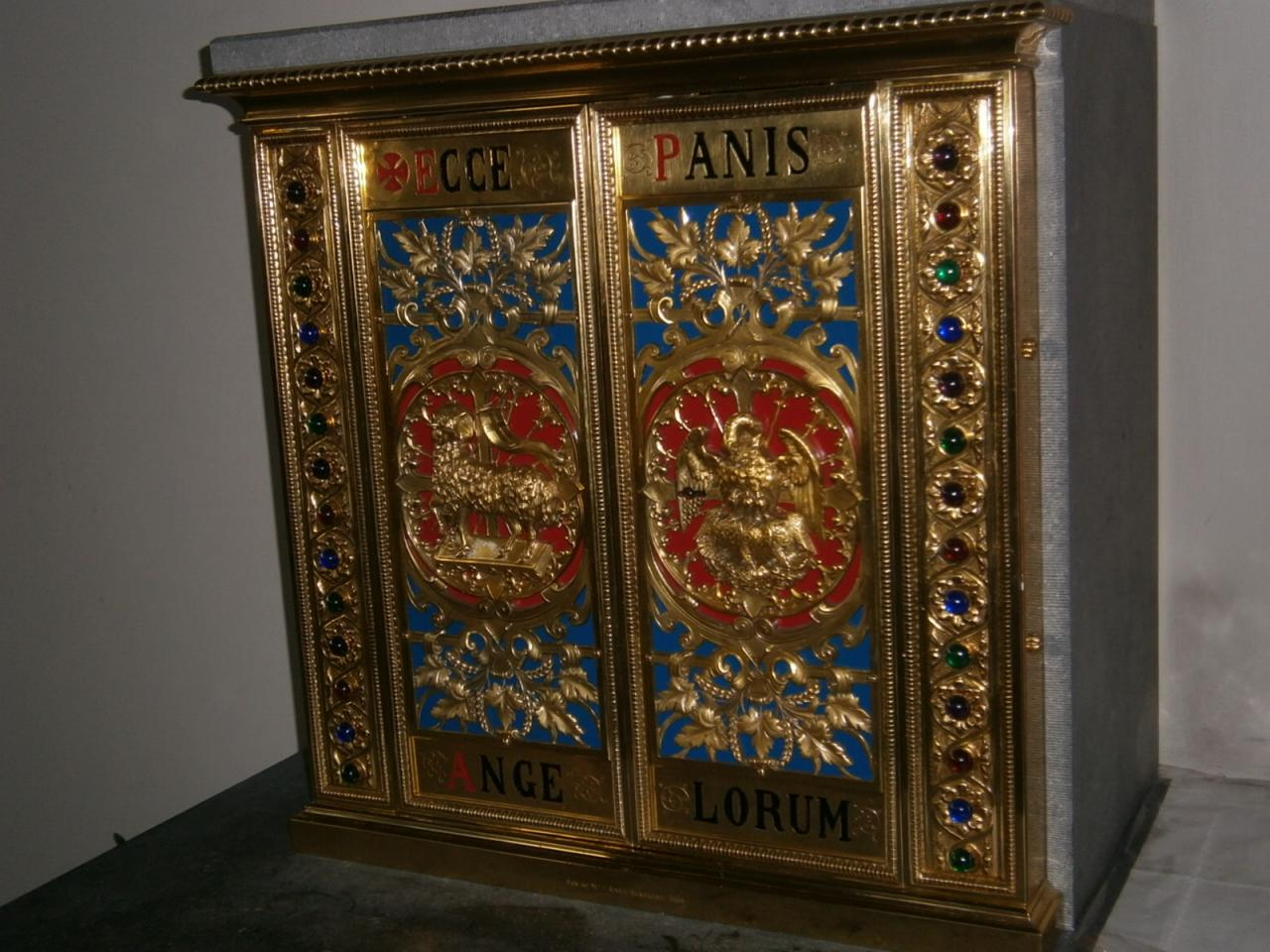Eglise Ste-Marguerite, tabernacle