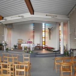 Eglise Ste-Marguerite, choeur